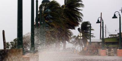VIDEO Armata SUA se pregateste pentru uraganul Maria