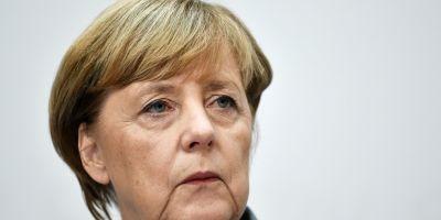 Angela Merkel a admis faptul ca politica sa fata de refugiati a