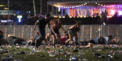 VIDEO Atac armat in apropierea unui cazinou din Las Vegas: 20 de morti si 100 de raniti. Un suspect a fost ucis de politie