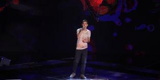 VIDEO Vocea Romaniei: Cum s-a descurcat Cristian Goaie, fratele lui Alex Florea de la Eurovision 2017