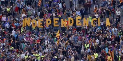 INFOGRAFIE Catalonia risca sa ramana fara bani pana la sfarsitul lunii octombrie