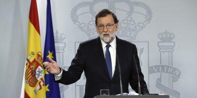 Spania a decis in apararea statului democratic si a legitimitatii constitutionale