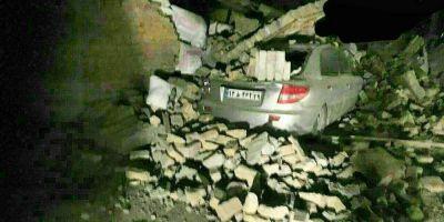 VIDEO Cel putin 164 de morti si peste 800 de raniti in urma unui cutremur de 7,2 la granita dintre Iran si Irak
