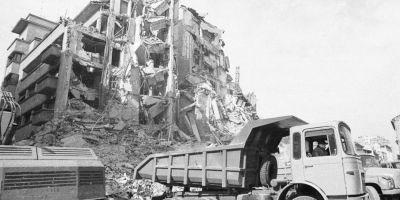 STUDIU Sistemul medical din Romania s-ar prabusi la un cutremur cu magnitudinea de 7 pe scara Rihter