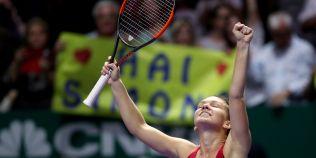 Cine va castiga primul Grand Slam al carierei in 2018? O legenda a tenisului o alege pe Simona Halep