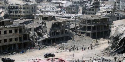 Batalia pentru Mosul: Statul Islamic, invins foarte greu si cu pierderi umane imense. Vicepresedintele irakian anunta un bilant sumbru
