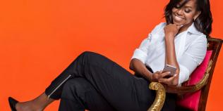 Fosta prima-doamna Michelle Obama, sexy la gala sportivilor americani