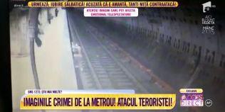 De cate ori a difuzat fiecare post imaginile crimei de la metrou. Membrii CNA, discutii aprinse cu reprezentantii televiziunilor
