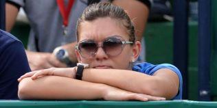 VIDEO Cum a incasat Simona Halep o bataie strasnica la ultima confruntare cu daneza Caroline Wozniacki