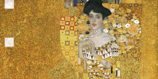 Un tablou de Gustav Klimt, furat cu zeci de ani in urma, a fost descoperit dupa ce posesoarea a decedat