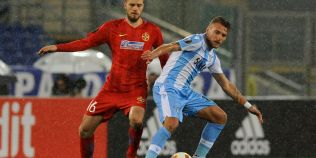 FOTO Europa League: Lazio - FCSB 5-1! Umilinta totala la Roma pentru echipa lui Nicolae Dica