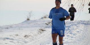 Sportivul fara o mana din Aiud, pregatit pentru cea mai dura competitie din lume, la Cercul Polar