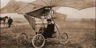 VIDEO Ziua in care Traian Vuia a intrat in istoria aviatiei mondiale. Cine mai are grija de mormantul marelui inventator