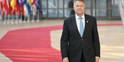 Care sunt sansele reale ale lui Klaus Iohannis de a deveni presedintele Europei?