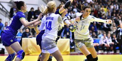 Fierbe Bania: azi e meciul care poate duce Craiova in finala Cupei EHF