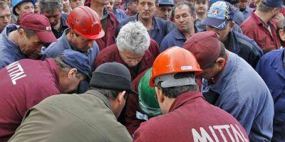 Sindicatele din ArcelorMittal cer Guvernului sa nationalizeze combinatul de la Galati:
