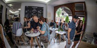 Gabriel Liiceanu a deschis un spatiu dedicat hranei trupului si spiritului, in Cotroceni